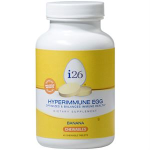 Picture of Hyperimmune Egg Banana Chewable